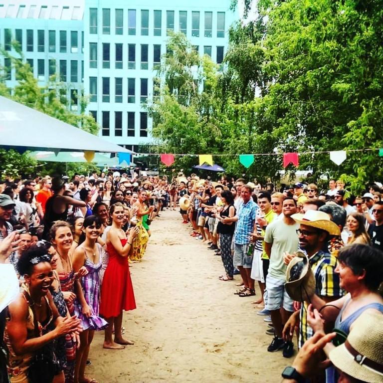 Festa Junina Internacional フェスタジュニーナ 東京 Festa Junina Tokyo ブラジル最大のコミュニティフェスティバル